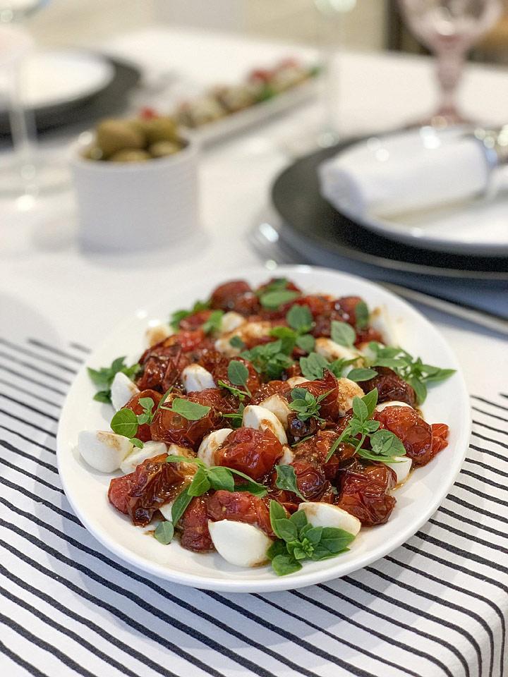 #2 Ужин с итальянским акцентом